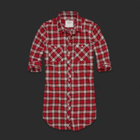Womens Plaid | Womens Shirts | Abercrombie.com