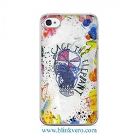 Cage The Elephant Protective iPhone Samsung Case