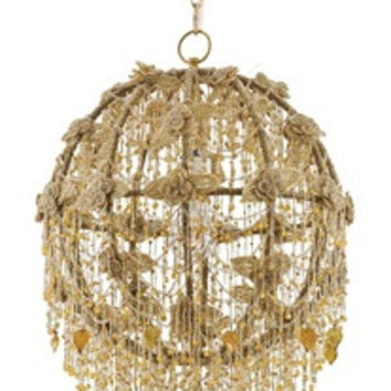 Tansy Orb Chandelier