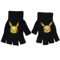 PIKACHU KNIT GLOVES