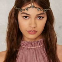 Desi Jeweled Head Piece