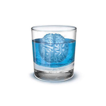 Brain Ice Cube Tray Mold