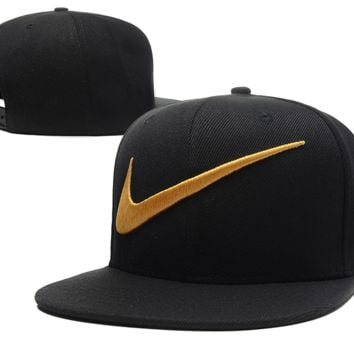Fashion Nike Embroidered Mesh Adjustable Outdoor Baseball Cap Hats