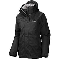 Columbia Women's Sleet To Street Interchange Hooded Jacket