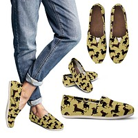 Dachshund Casual Shoes