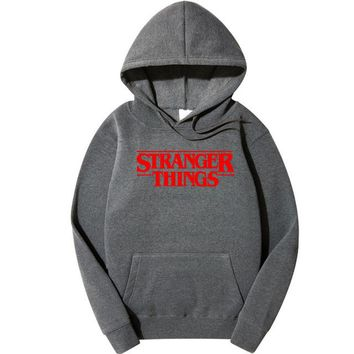 New Inspired Stranger Things Hoodie