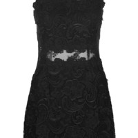 Lace Bodycon Dress - Topshop