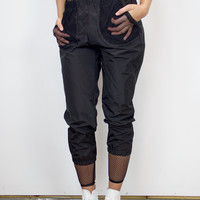 Tank Slapper Pants - Black