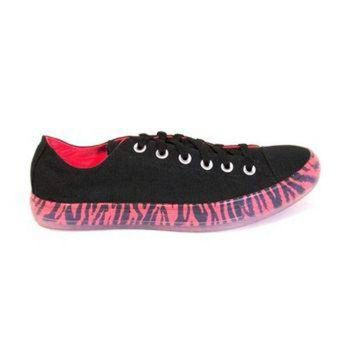 DCKL9 Converse Chuck Taylor Low Animal Print - Bright / Black Sneaker