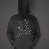 Touche Amore - Wood pullover hoodie | Hellfish Family