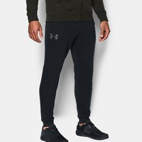 Men's UA Rival Fleece Fitted Joggers | Under Armour US