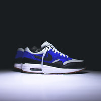 NIKE Air Max 1 Essential - Grey Mist / Lyon Blue / Black