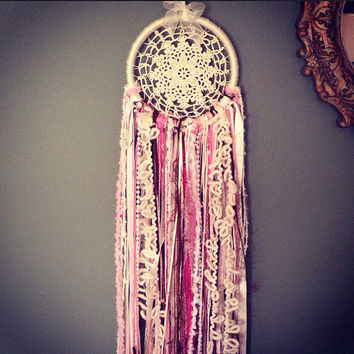 Handmade 7-19 inch Dreamcatcher, Wallhanging, Babys Nursery dreamcatcher, Baby Shower Gift,Kids' &Baby Fashion
