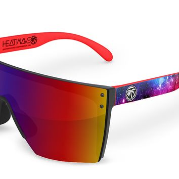 Lazer Face Sunglasses: Hyperspace NOVA Customs