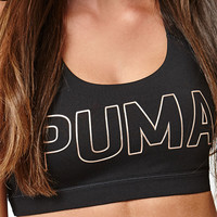 Puma Powershape Forever Logo Sports Bra at PacSun.com