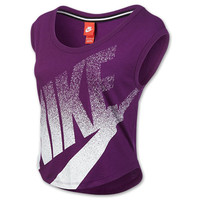 Women's Nike Signal Cropped T-Shirt