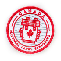 Canada Outdoor Explorer's Patch