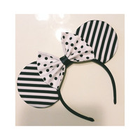 Striped Mouse Ears