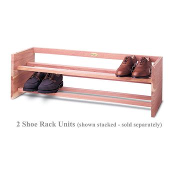 Shoe Rack - Large by Woodlore
