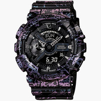 G-Shock Polarized Series Ga110pm-1A Watch Black Combo One Size For Men 26022714901