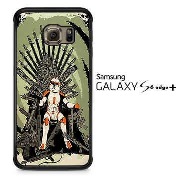 Game of Clones V1141 Samsung Galaxy S6 Edge Plus Case