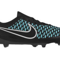 Nike Magista Opus iD Custom Women's Soccer Cleats - Black