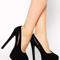 ASOS PRIME TIME Platform Shoes
