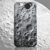 Planet surface mobile phone case for iphone 5 5s SE 6 6s 6 plus 6s plus + Nice gift box 072701