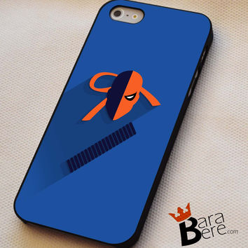 Deathstroke logo iPhone 4s iphone 5 iphone 5s iphone 6 case, Samsung s3 samsung s4 samsung s5 note 3 note 4 case, iPod 4 5 Case