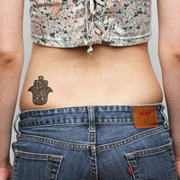 Sealed - Temporary Tattoo (Set of 2)
