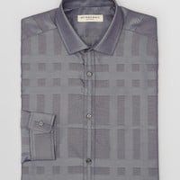 Burberry London Halesforth Check Dress Shirt - Contemporary Fit | Bloomingdale's