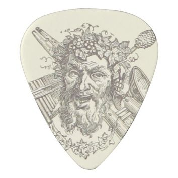 pan guitar pick