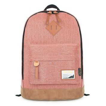 Hotstyle Classical Vintage College School Laptop Backpack Bag Pack Super Cute for School