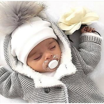 kids cotton hats  baby pom pom  photo props newborn children's kids hat  boy accessories toddler girl cap bonnet  baby hats