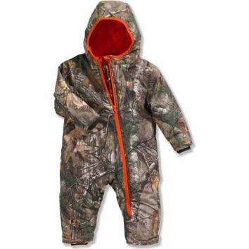 Carhartt® Boys' Infant Outerwear Snowsuit, Realtree Xtra™