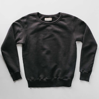 imogene + willie · holden faded black sweatshirt