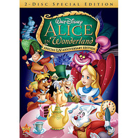 Disney Alice in Wonderland 2-Disc DVD | Disney Store