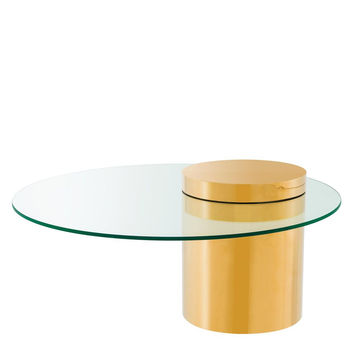 Glass Coffee Table | Eichholtz Equilibre