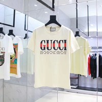 NEW 100% Authentic gucci  women t shirt ♀008