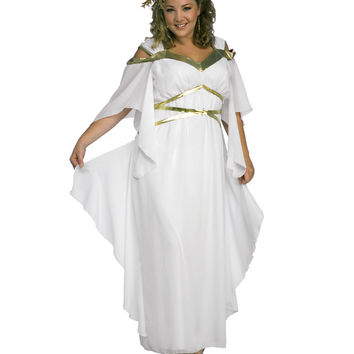 Athena Adult Womens Plus Size Costume