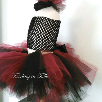 Cheerleader Tutu Size 2-4T