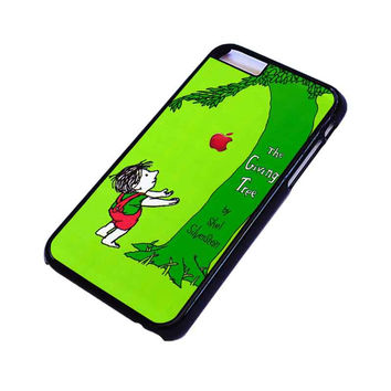 THE GIVING TREE iPhone 4/4S 5/5S 5C 6 6S Plus Case Cover
