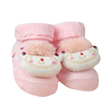 Cute baby booties for boys and girls