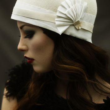 The Tennis Pleat Hat