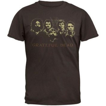 PEAPGQ9 Grateful Dead - Vintage Photo T-Shirt