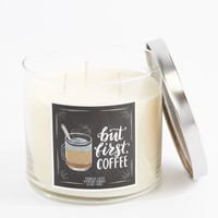 3-Wick But First, Coffee Scented Candle | 3-Wick Candles | rue21