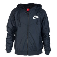 NIKE NIKE WINDRUNNER JACKET - Black | Jimmy Jazz - 544119010