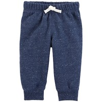 Baby Boy Carter's Fleece Pull-On Pants | null