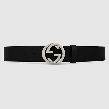 Gucci Belt with Interlocking G