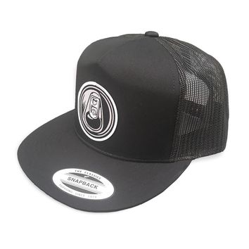 Hat - Ohio Can Top - Classic Trucker Mesh SnapBack
